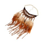 collar plumas aliexpress